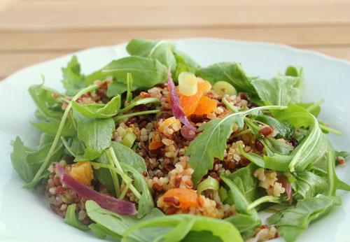 Recette regime quinoa