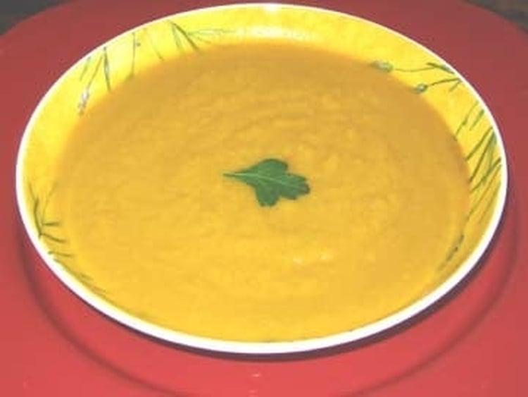 Recette minceur soupe