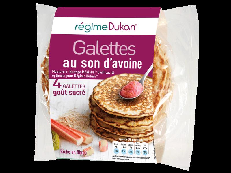 Regime dukan galette