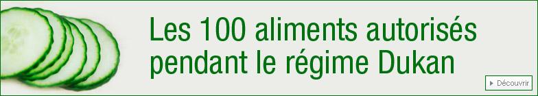 Regime dukan legumes permis