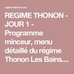 Regime thonon forum 2017