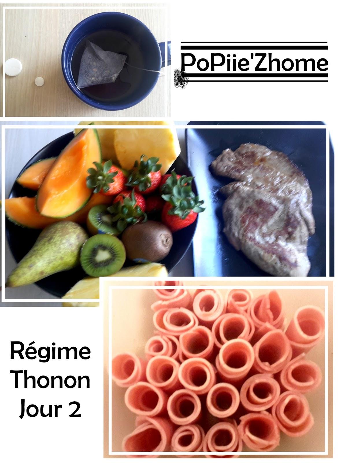 Regime thonon j'ai trop faim