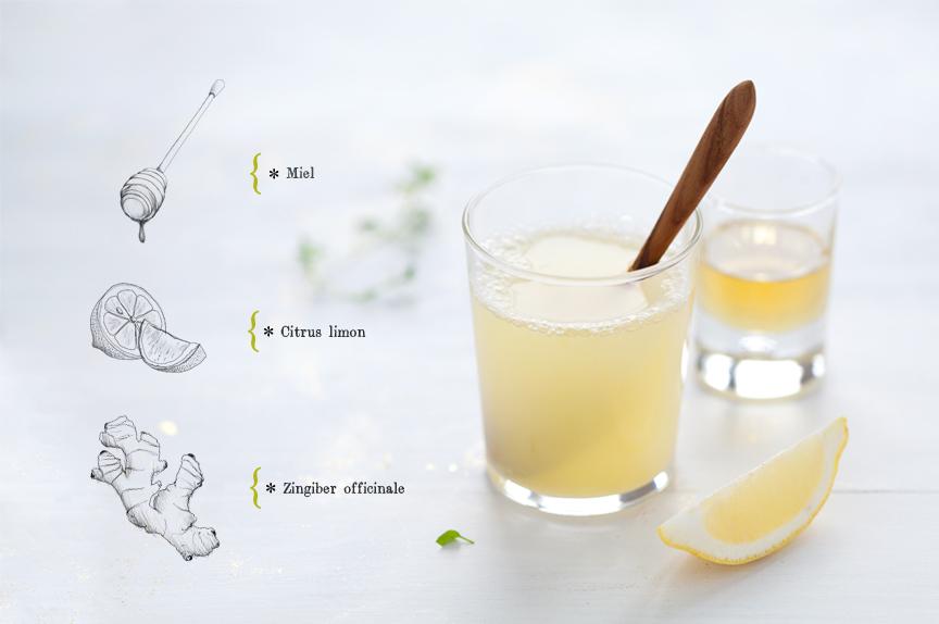 Recette regime citron