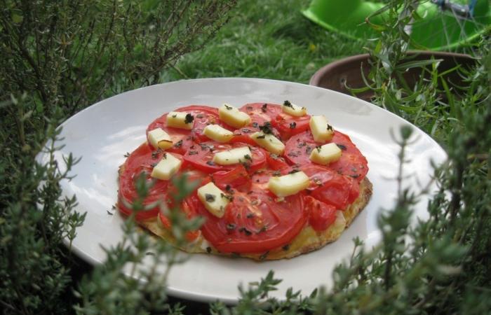 Regime dukan tomate