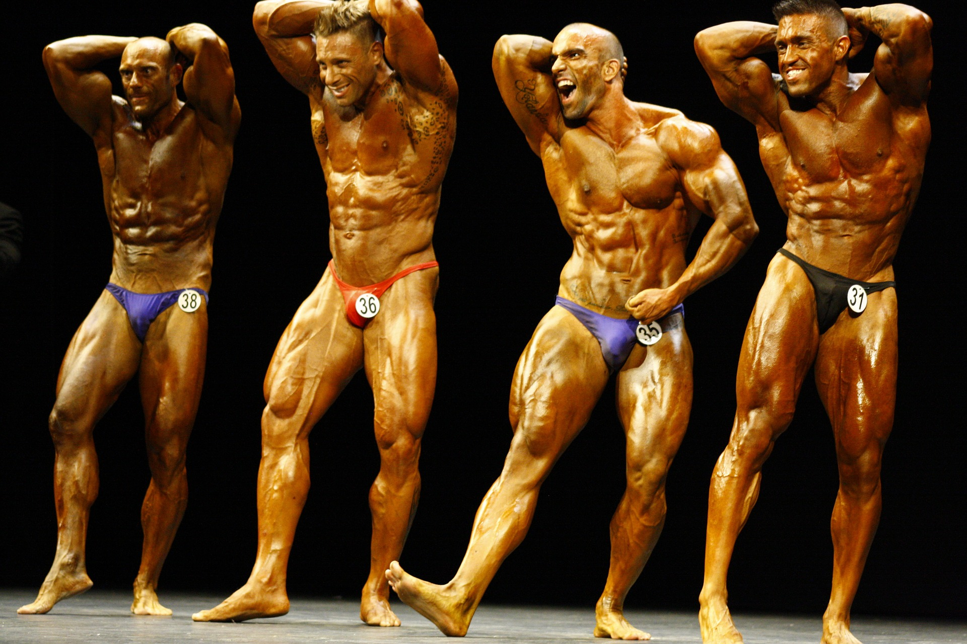Regime paleo bodybuilding