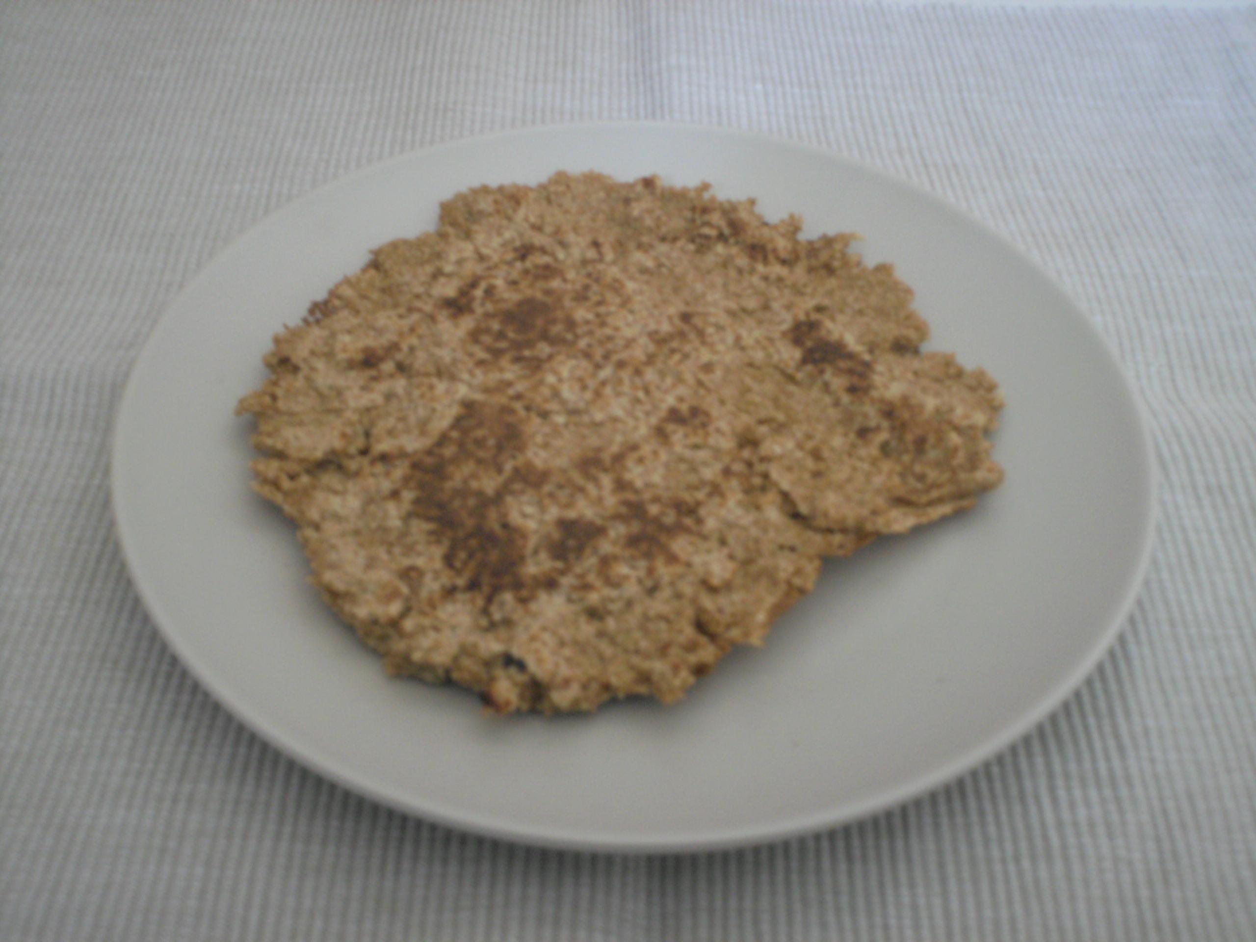 Regime dukan galette de son d'avoine recette