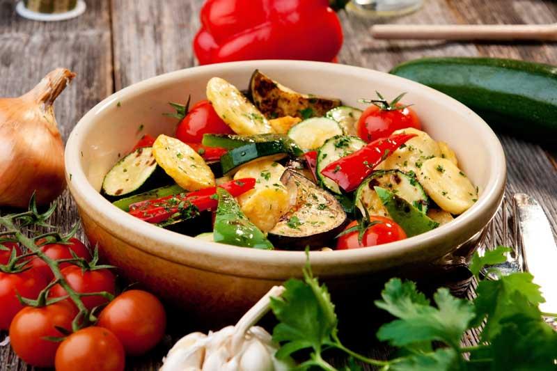 Recette minceur legumes