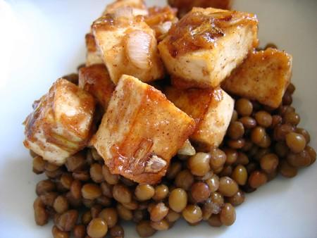 Recette regime tofu