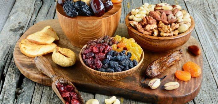 Regime paleo fruit sec