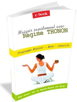 Regime thonon tisane
