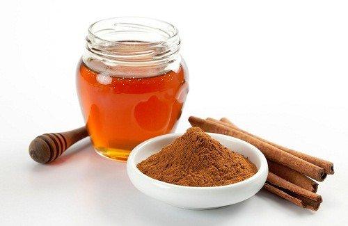 Recette regime miel cannelle