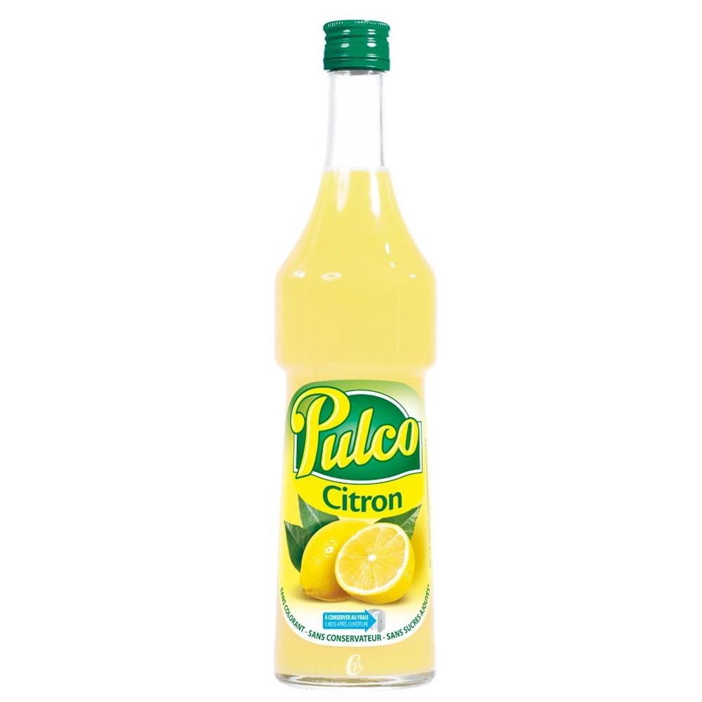 Recette régime jus de citron