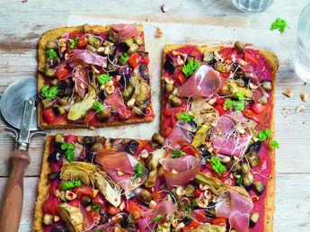 Regime paleo recettes pizza