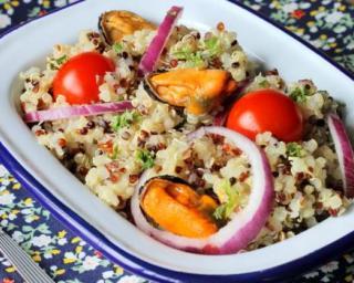 Recette minceur quinoa