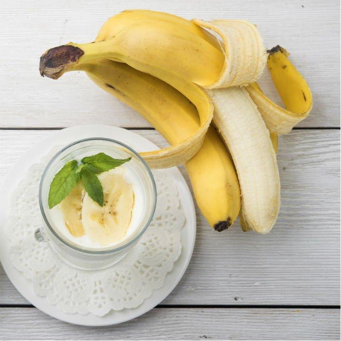Recette regime banane