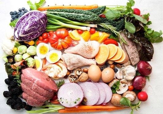 Regime paléo nutrition