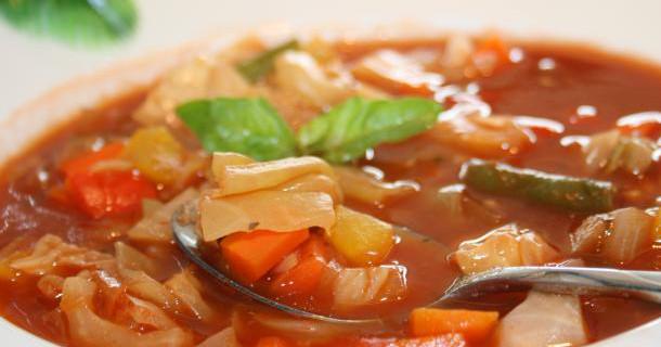 Regime thonon ou soupe aux choux