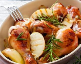 Recette minceur cuisse de poulet